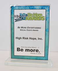 Be More Award
