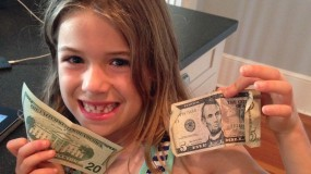 What would your kids do with $25?