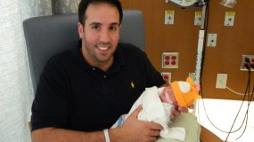 When Mom and Baby are Patients: A Dad's Point of View