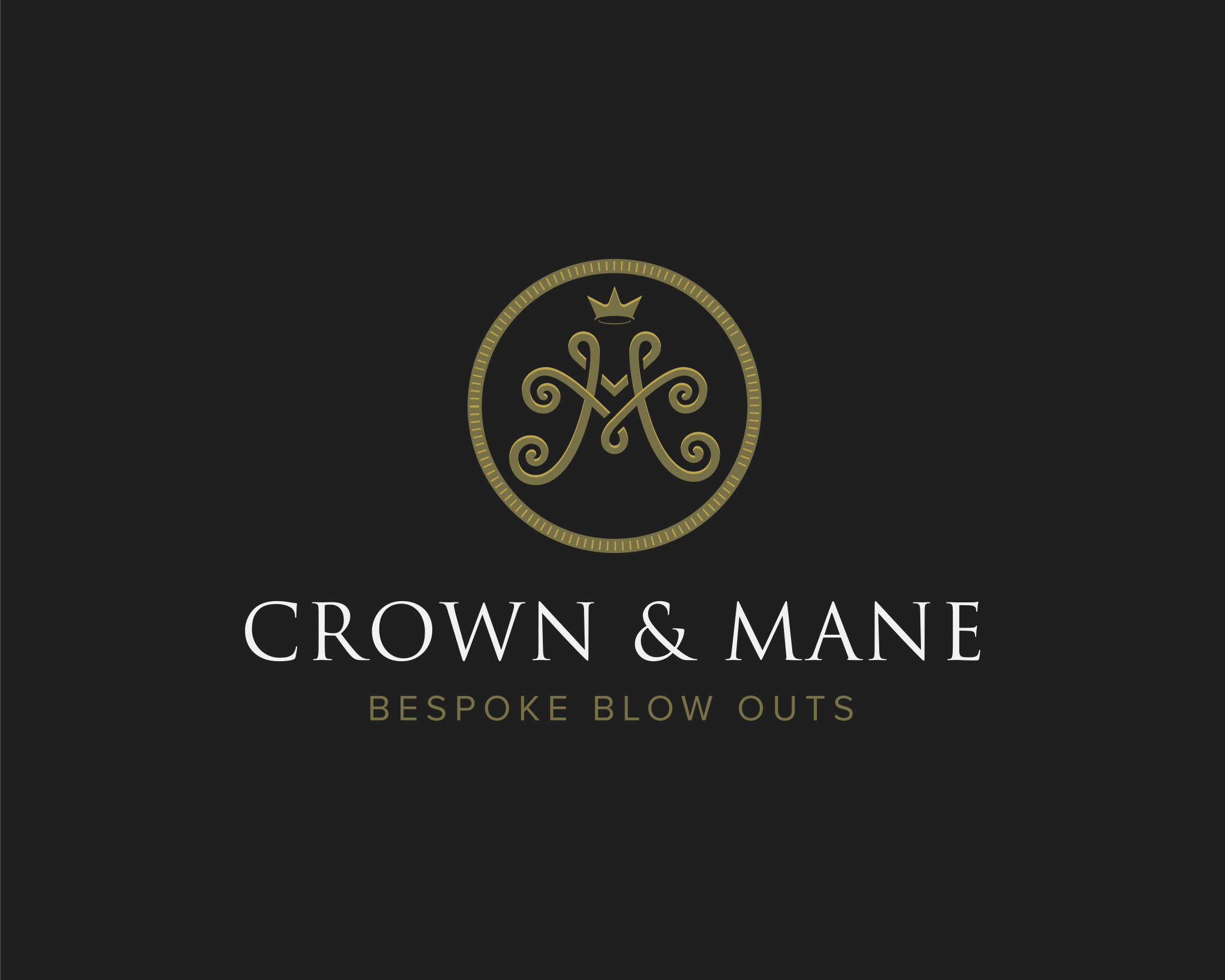 Crown and mane