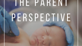 The Parent Perspective | October